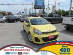 2016 Kia Rio LX   ONE OWNER  BLUETOOTH   SPORTY    SAT RADIO in London, Ontario
