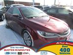 2015 Chrysler 200 LX   BLUETOOTH   SPORTY + COMFORT in London, Ontario