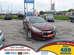 2015 Chevrolet Malibu LT 1LT * ONE OWNER * SCREEN * POWER SEATS in London, Ontario