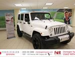 2014 Jeep Wrangler Unlimited Sahara in Calgary, Alberta