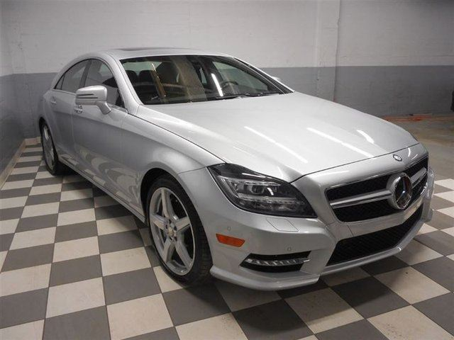 2014 mercedes benz cls class cls550 4matic advanced