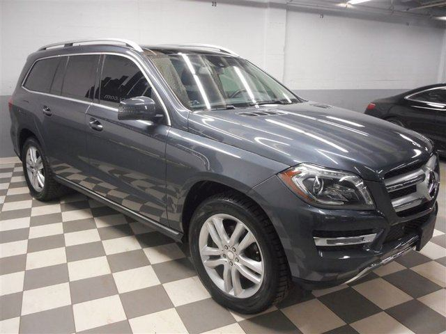 2014 mercedes benz gl class gl350 bluetec premium rear. Black Bedroom Furniture Sets. Home Design Ideas