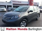 2013 Honda CR-V LX ALLOYS REARVIEW CAMERA KEYLESS ENTRY in Burlington, Ontario