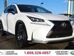 2016 Lexus NX 200t F Sport Series 2 - Local One Owner Trade In | No Accidents | Navigation | Back Up Camera | Parking Sensors | Blind Spot Monitor | Rain Sensing Wipers | Power Sunroof | Premium Audio | Heated Leather Seats | Power Tailgate | Heated Steering Wheel | Bl in Edmonton, Alberta
