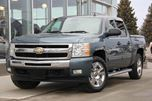 2009 Chevrolet Silverado 1500 4WD CREW CAB 143.5 in Kamloops, British Columbia