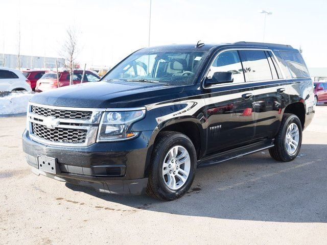 2016 chevrolet tahoe ls red deer county alberta used. Black Bedroom Furniture Sets. Home Design Ideas