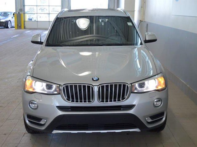 2015 bmw x3 xdrive28i calgary alberta used car for sale. Black Bedroom Furniture Sets. Home Design Ideas