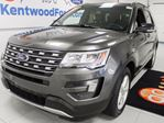 2016 Ford Explorer XLT! LEATHER 4WD PUSH START! in Edmonton, Alberta