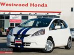 2011 Honda Fit LX Hatchback in Port Moody, British Columbia