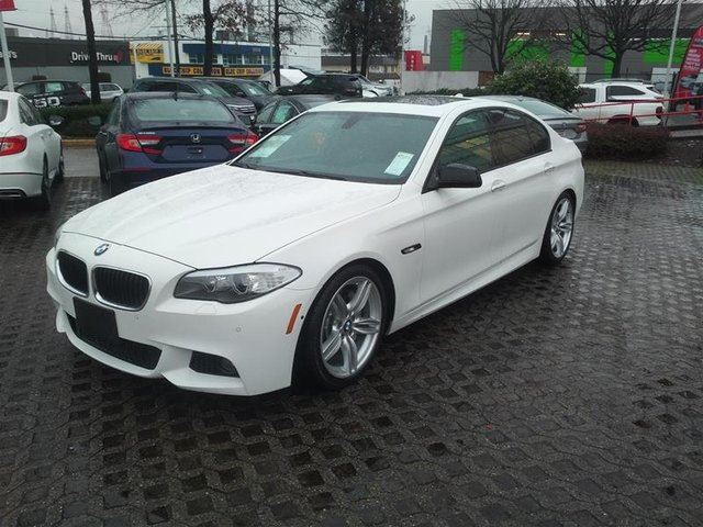 2013 BMW 5 SERIES i xDrive in Vancouver, British Columbia
