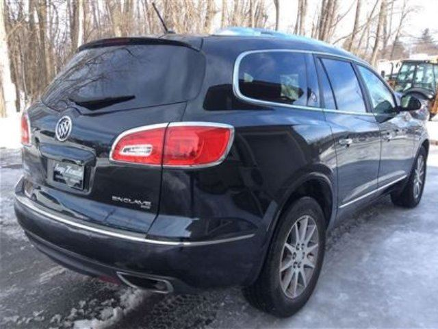 2014 buick enclave leather chateauguay quebec used car for sale 2705748. Black Bedroom Furniture Sets. Home Design Ideas