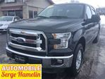 2015 Ford F-150 XLT supercrew 4x4 garantie carproof=ok in Chateauguay, Quebec