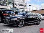 2015 Audi S3 2.0T Technik quattro 6sp S tronic in Surrey, British Columbia