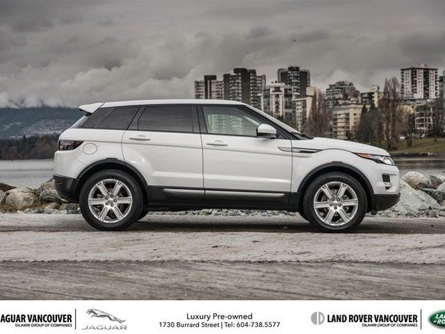 2014 land rover range rover evoque pure plus in vancouver british. Black Bedroom Furniture Sets. Home Design Ideas