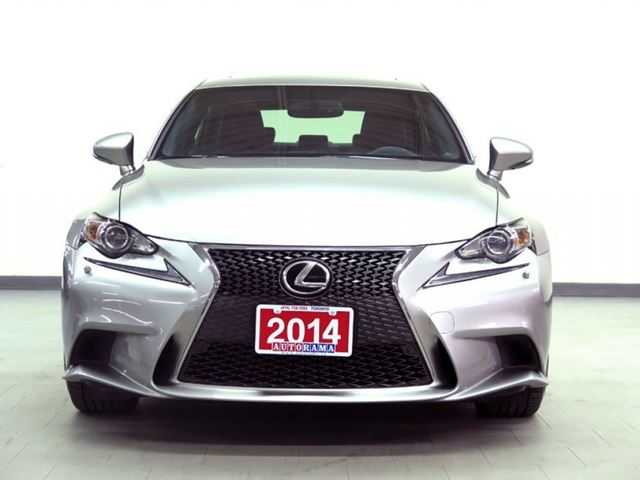 2014 lexus is 250 f sport pkg navi leather 4wd sunroof north york ontario used car for sale. Black Bedroom Furniture Sets. Home Design Ideas