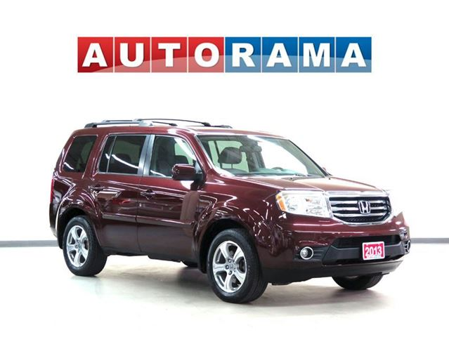 2013 honda pilot leather sunroof 8 passenger awd backup camera north york ontario used car. Black Bedroom Furniture Sets. Home Design Ideas