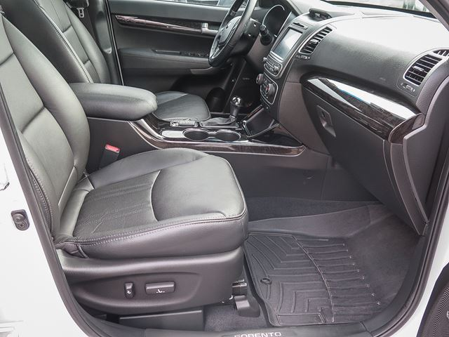 2015 Kia Sorento Sx Leather Interior One Owner Very Well Mai Virgil Ontario Car For Sale