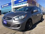 2013 Hyundai Accent GL 1.6L  M/T  POWER OPTION  HEATED SEAT  ONE O in Oakville, Ontario