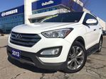 2013 Hyundai Santa Fe 2.0T SE  AWD  LEATHER  PAN ROOF  CAM in Oakville, Ontario