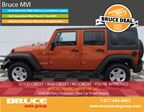 2011 Jeep Wrangler UNLIMITED Rubicon 3.8L 6 CYL AUTOMATIC 4X4 4 DO in Middleton, Nova Scotia