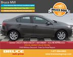 2011 Mazda MAZDA3 GX 2.0L 4 CYL AUTOMATIC FWD 4D SEDAN in Middleton, Nova Scotia