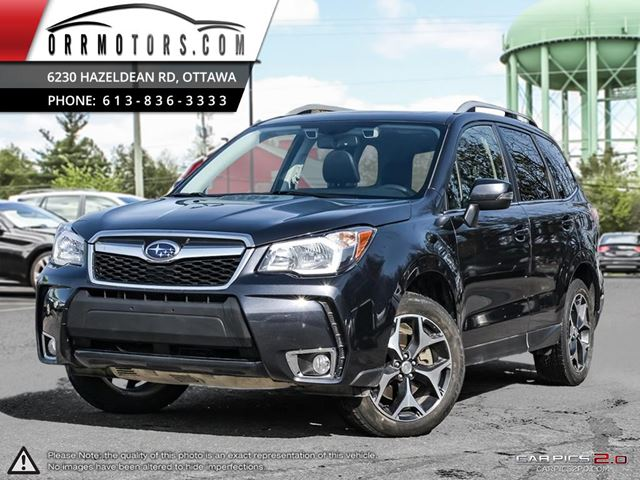 2015 subaru forester 2 0xt limited tech stittsville ontario car for sale 2705562. Black Bedroom Furniture Sets. Home Design Ideas