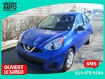 2015 Nissan Micra S*AUT*A/C*10365KM* in Longueuil, Quebec