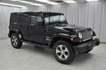 2016 Jeep Wrangler BEAT THE SNOW!! SAHARA UNLIMITED TRAIL RATED 4x in Dartmouth, Nova Scotia