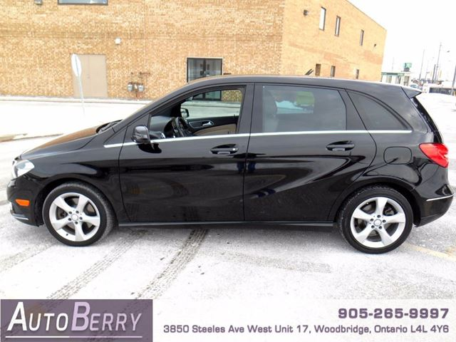 2013 mercedes benz b class b250 woodbridge ontario used. Black Bedroom Furniture Sets. Home Design Ideas