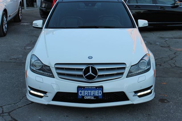 Used 2013 mercedes benz c class v 6 cy c350 4matic for Used mercedes benz toronto