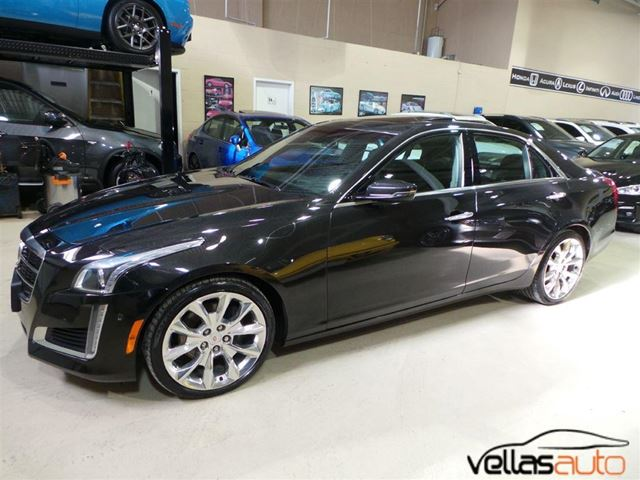 2014 cadillac cts 3 6l premium 3 6l performance cts4 19alloys vaughan ontario used car for. Black Bedroom Furniture Sets. Home Design Ideas