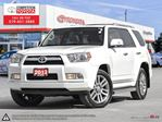 2013 Toyota 4Runner SR5 V6 One Owner, No Accidents, Toyota Serviced in London, Ontario