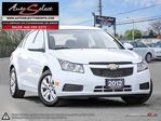 2012 Chevrolet Cruze ONLY 65K! **BLUETOOTH** CLEAN CARPROOF in Scarborough, Ontario
