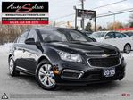 2015 Chevrolet Cruze ONLY 38K! **BACK-UP CAMERA** LED LIGHTS in Scarborough, Ontario