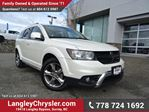 2016 Dodge Journey Crossroad ACCIDENT FREE w/ NAVIGATION & SUNROOF in Surrey, British Columbia