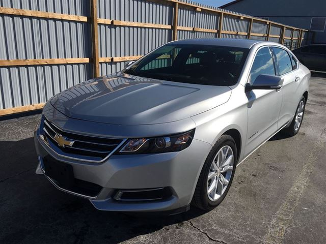 2017 chevrolet impala lt cayuga ontario used car for sale 2706396. Black Bedroom Furniture Sets. Home Design Ideas