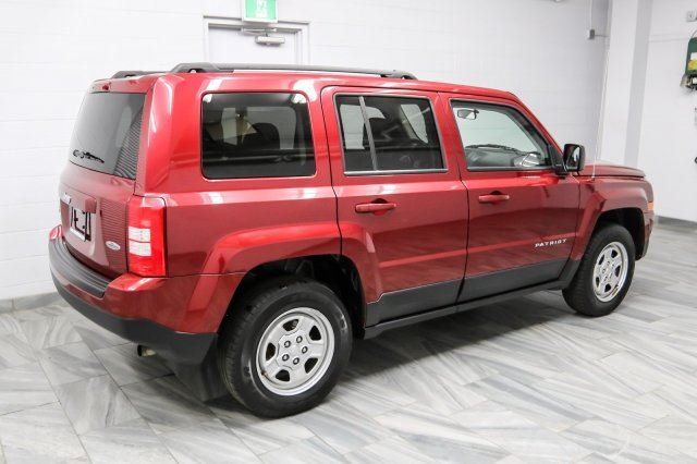 2015 jeep patriot north 57 wk zero down 4wd power package new tires brakes keyless. Black Bedroom Furniture Sets. Home Design Ideas