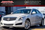 2014 Cadillac ATS Luxury  AWD Cue&SurroundSoundPkg Sunroof Nav RearCam 18Alloys  in Thornhill, Ontario