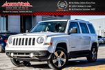 2016 Jeep Patriot High Altitude 4x4 Sunroof HtdFr/Seats KeylessEntry Sat.Radio 17Alloys  in Thornhill, Ontario