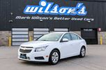 2012 Chevrolet Cruze LT w/ POWER PACKAGE! CRUISE! BLUETOOTH! STEERING WHEEL RADIO CONTROLS! KEYLESS ENTRY! in Guelph, Ontario