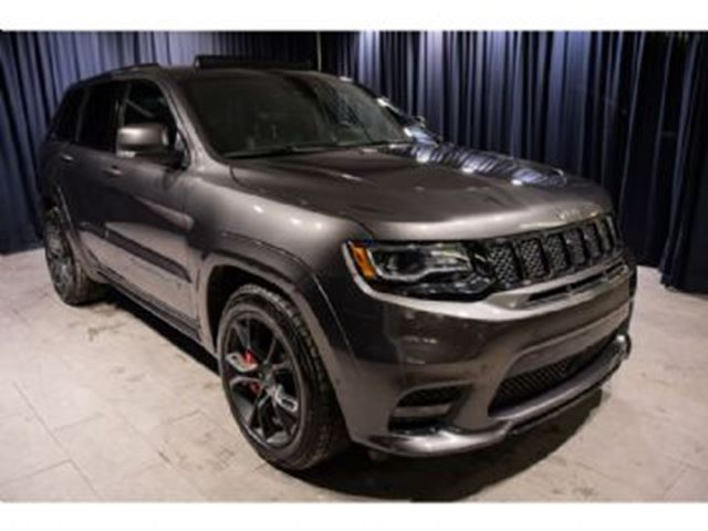 jeep grand cherokee srt8 awd mississauga ontario used car for sale. Black Bedroom Furniture Sets. Home Design Ideas