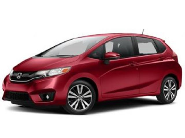 2017 honda fit ex l navi cvt red lease busters