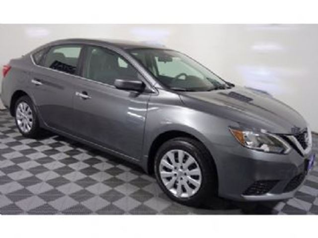 2017 nissan sentra 1 8 sv camera sunroof alloy wheels bt usb heated seat dark grey lease. Black Bedroom Furniture Sets. Home Design Ideas