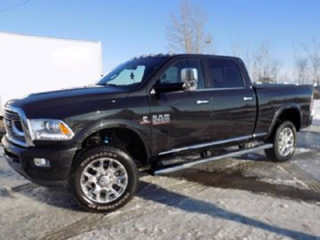 2017 ram 2500 longhorn limited turbo diesel cummins black. Black Bedroom Furniture Sets. Home Design Ideas