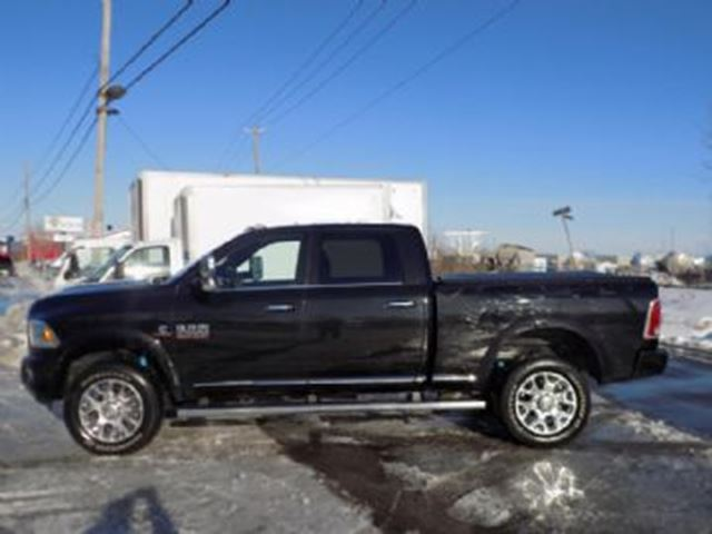 2017 dodge ram 2500 longhorn limited turbo diesel cummins mississauga ontario used car for. Black Bedroom Furniture Sets. Home Design Ideas