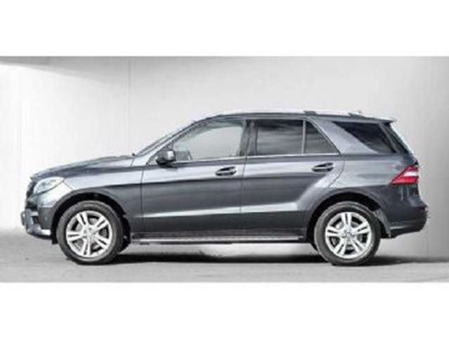 2014 mercedes benz m class ml350 bluetech mississauga for Mercedes benz m class ml350