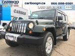 2011 Jeep Wrangler Unlimited Sahara in Williams Lake, British Columbia