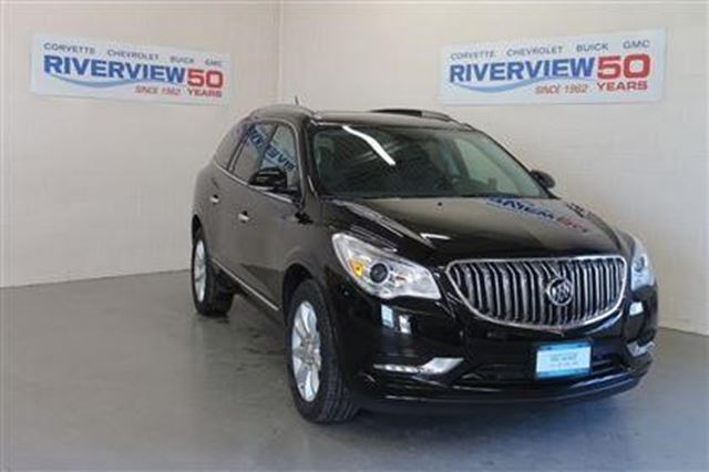 2016 buick enclave premium wallaceburg ontario car for sale 2706247. Black Bedroom Furniture Sets. Home Design Ideas