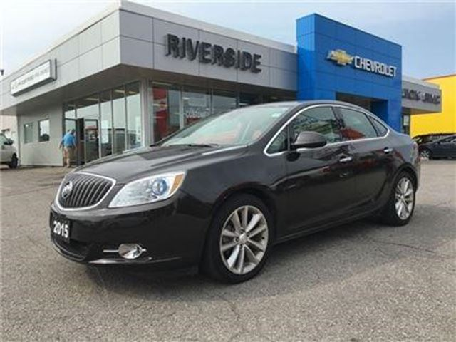 2015 BUICK VERANO Leather Group in Brockville, Ontario