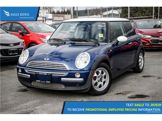 2004 MINI COOPER Base in Coquitlam, British Columbia